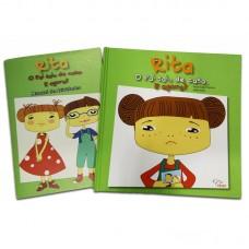 Pack da Rita Personalizado (Livro + Manual de Atividades Personalizados)